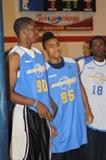 Billydee Williams and Rashawn Powell was the two outstanding players at the camp